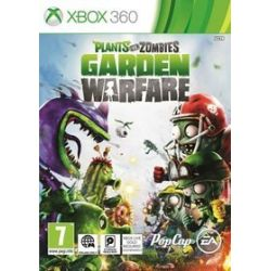 Plants vs Zombies Garden Warefare (Xbox360) DVD