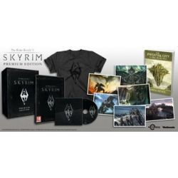 The Elder Scrolls V: Skyrim Premium Edition (Xbox 360) DVD