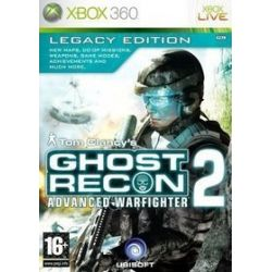 Tom Clancy's Ghost Recon: Advanced Warfighter 2 Legacy Edition (Xbox 360) DVD