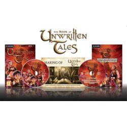The Book of Unwritten Tales Edycja Kolekcjonerska (PC) DVD