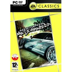 Need For Speed: Most Wanted Classic (PC) DVD