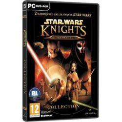 KOTOR (Knights of the Old Republic) Disc 1-4 (PC) DVD