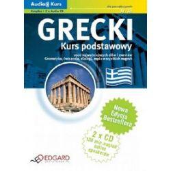Grecki. Kurs podstawowy (audio kurs - 2 audio CD + podręcznik) Nowa Edycja CD