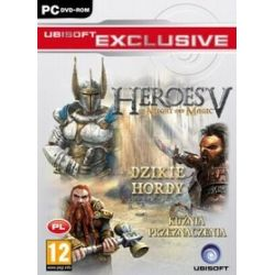 Heroes Of Might & Magic V: Złota Edycja (Ubisoft Exclusive) (PC) DVD