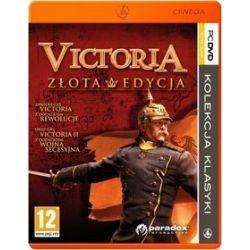 Victoria Złota Edycja (Pomarańczowa Kolekcja Klasyki) (PC) DVD