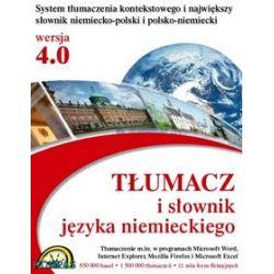 Tłumacz i Słownik Języka Niemieckiego 4 CD-ROM