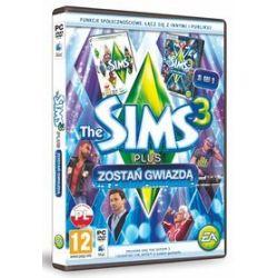 The Sims 3 + The Sims 3: Zostań Gwiazdą (PC/MAC) DVD