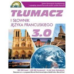 Tłumacz i Słownik Języka Francuskiego 3 CD