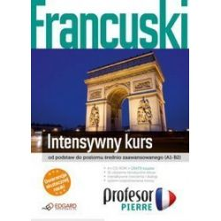 Profesor Pierre (francuski) - Intensywny kurs CD-ROM
