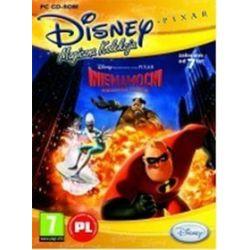 Disney Magiczna Kolekcja: Iniemamocni Podziemne Starcie (PC) CD-ROM