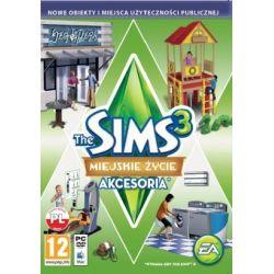 The Sims 3: Miejskie życie - akcesoria (PC/MAC) DVD