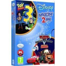 Magiczny 2Pak - Toy Story 3 + Auta: Bujdy na resorach (PC) DVD