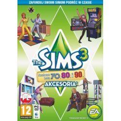 The Sims 3: Szalone lata 70., 80. i 90. (dodatek) DVD