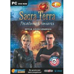 Sacra Terra: Pocałunek śmierci. Edycja kolekcjonerska (PC) DVD