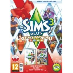 The Sims 3 + The Sims 3: Cztery Pory Roku (PC) DVD