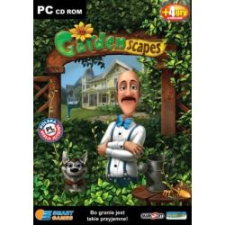 Gardenscapes (PC) CD-ROM