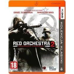 Red Orchestra 2 Heroes of Stalingrad (Pomarańczowa Kolekcja Klasyki) (PC) DVD