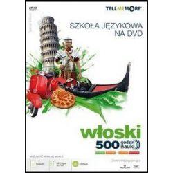 Tell Me More Special Edition Włoski  Medium Pack 500 godzin nauki DVD