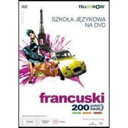 Tell Me More SpecialEdition  Francuski Small Pack 200 godzin nauki DVD