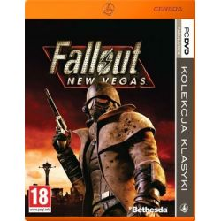 Fallout: New Vegas (Pomarańczowa Kolekcja Klasyki) (PC) DVD