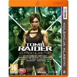 Tomb Raider: Ultimate Edition (Pomarańczowa Kolekcja Klasyki) (PC) DVD