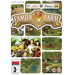 Family Farm (PC/MAC/Linux) CD-ROM