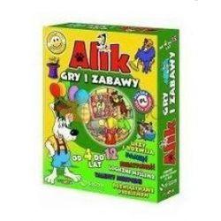 Alik - Gry i Zabawy (PC) DVD