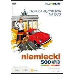 Tell Me More Special Edition Niemiecki Medium Pack 500 godzin nauki DVD