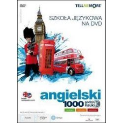 Tell Me More Special Edition Angielski Large Pack 1000 godzin nauki CD