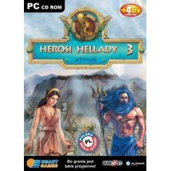 Herosi Hellady 3: Ateny (PC) CD-ROM