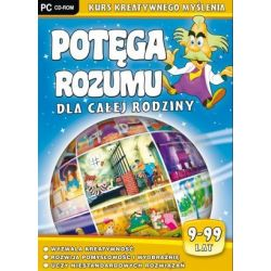 Potęga Rozumu Dla Całej Rodziny (PC) CD-ROM