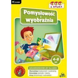 Pomysłowość i wyobraźnia (seria Zabawa i Nauka) CD-ROM