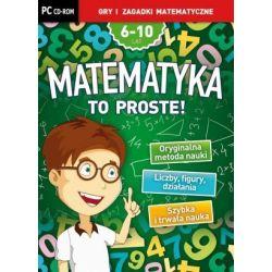 Matematyka To Proste! Nowa Edycja (PC) CD-ROM