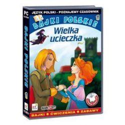 Bajki polskie - czasownik CD-ROM