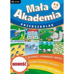 Mała Akademia - Przedszkolak CD-ROM