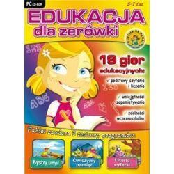 Edukacja dla zerówki (seria Zabawa i Nauka) CD-ROM