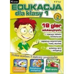 Edukacja dla klasy 1 (seria Zabawa i Nauka) CD-ROM
