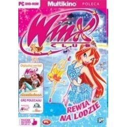 WinX Club 9: Rewia na lodzie (PC) DVD