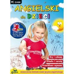 Angielski Dla Dzieci - 3 części (pakiet) CD-ROM