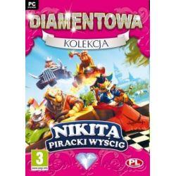 Nikita: Piracki Wyścig (Diamentowa Kolekcja) (PC) DVD