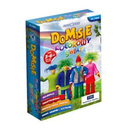 Domisie: Kolorowy świat (PC/MAC) CD