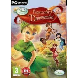 Przygody Dzwoneczka (Dookoła Filmu) (PC) DVD