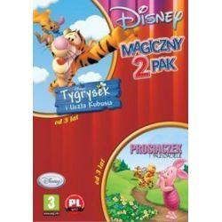 Magiczny 2pak - Tygrysek + Prosiaczek (PC) DVD