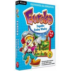 Eureka Zagadka Krainy Wiedzy CD-ROM