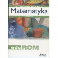 eduROM Matematyka dla Gimnazjum 1-3 DVD