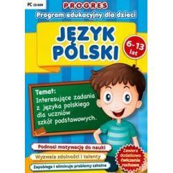 Progres: Język polski (6-13 lat) CD-ROM