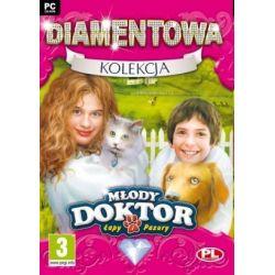 Młody Doktor: Łapy i Pazury (Diamentowa Kolekcja) (PC) CD-ROM
