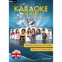 Karaoke dla dzieci - Angielski w piosenkach (PC) CD-ROM
