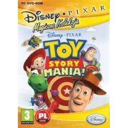 Disney Magiczna Kolekcja: Toy Story Mania (PC) DVD