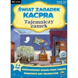 Świat Zagadek Kacpra - Tajemniczy Zamek (PC) CD-ROM